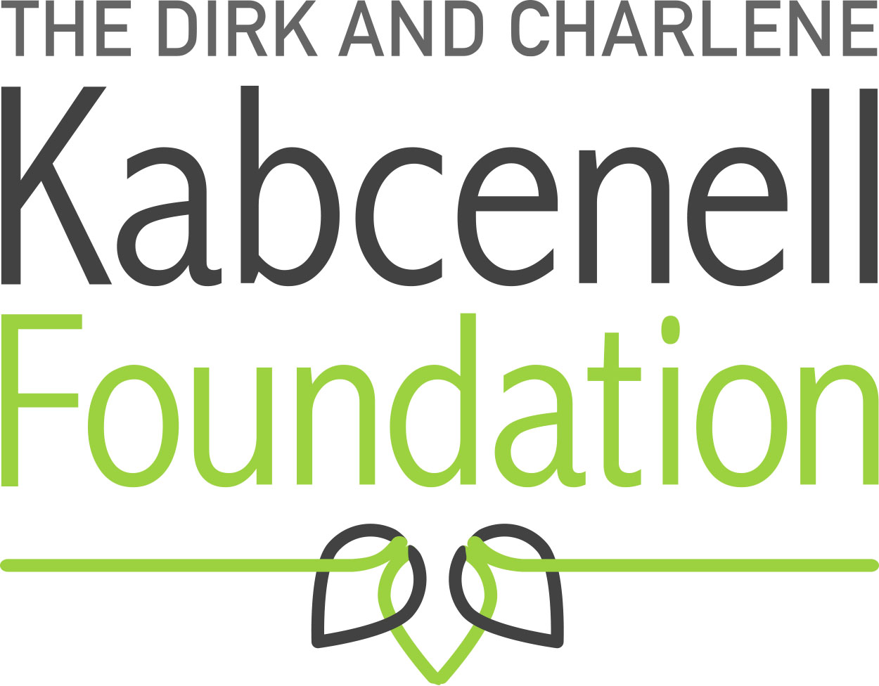 Logo for the Dirk and Charlene Kabcenell Foundation